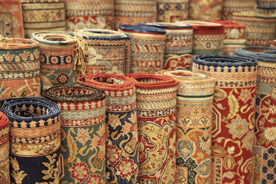 Handmade Silk Carpets In Dubai